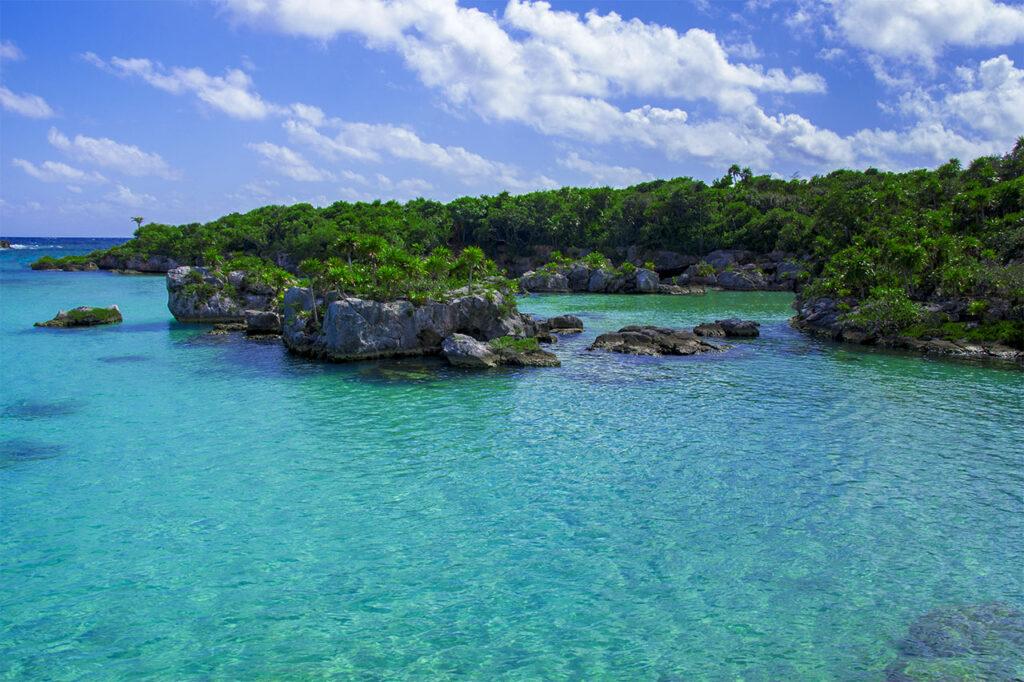 Along the Riviera Maya